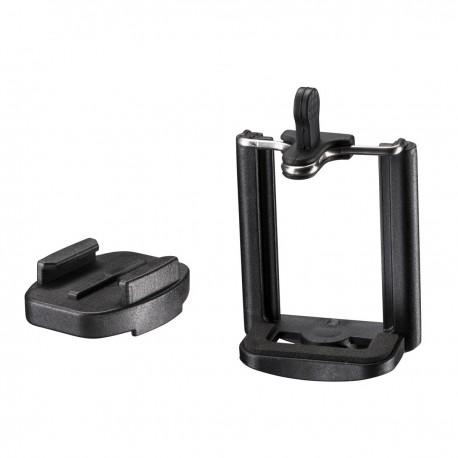 Viedtālruņiem - mantona monopod Selfy black for Iphone 20991 - ātri pasūtīt no ražotāja