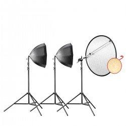 Fluorescējošās - walimex pro Daylight 250 Portrait Octa 21010 - ātri pasūtīt no ražotāja