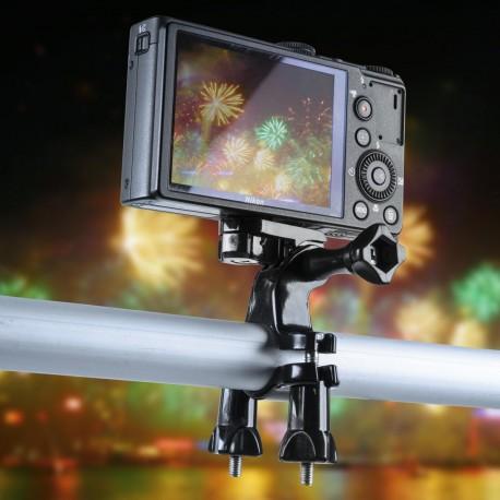 Stiprinājumi action kamerām - mantona waterproof Backdoor for GoPro Hero4/3+ 21033 - ātri pasūtīt no ražotāja