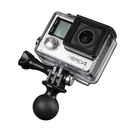 Action camera mounts - mantona GoPro RAM Mount - quick order from manufacturer