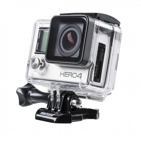 Accessories for Action Cameras - mantona Skeleton Protective Housing for GoPro Hero 3+/4 - quick order from manufacturer