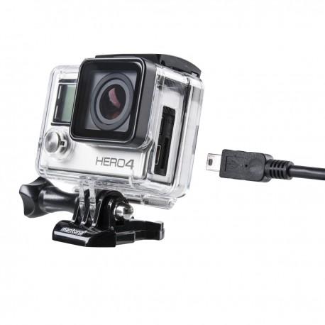 Аксессуары для экшн-камер - mantona Skeleton Protective Housing for GoPro Hero 3+/4 - купить сегодня в магазине и с доставкой