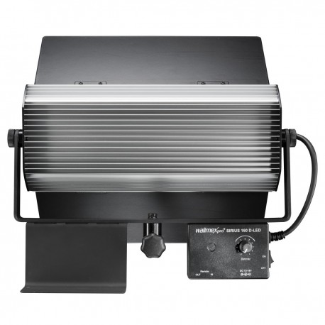 Video LED - walimex pro LED Sirius 160 Daylight Basic 2 - buy today in store and with delivery
