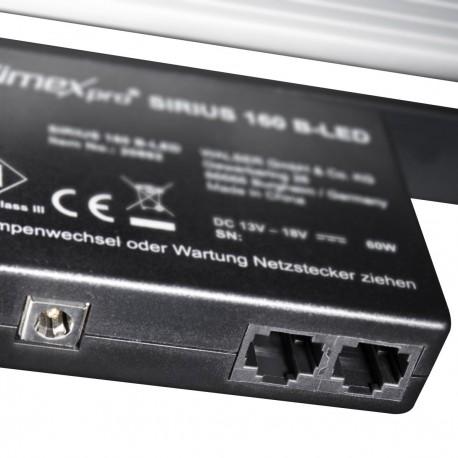 LED панели - walimex pro LED Sirius 160 Bi Color Basic 2 - быстрый заказ от производителя
