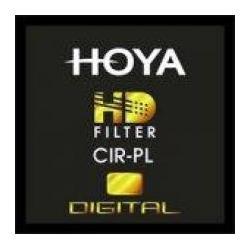 Objektīvu filtri - Hoya HD CIR-PL 58mm polarizācijas filtrs - perc veikalā un ar piegādi