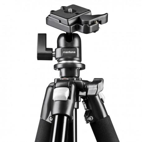 Штативы для фотоаппаратов - mantona Scout Set Basic incl. Basic Bag - быстрый заказ от производителя