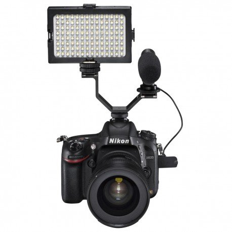 Acessories for flashes - walimex pro V-rail hot shoe - quick order from manufacturer