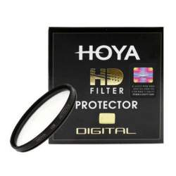 Clear Protection Filters - Hoya Filters Hoya filter Protector HD 58mm - quick order from manufacturer