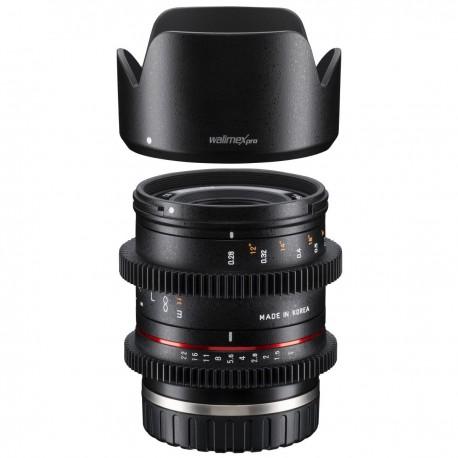 Objektīvi - walimex pro 21/1,5 VCSC Canon M 21140 - ātri pasūtīt no ražotāja