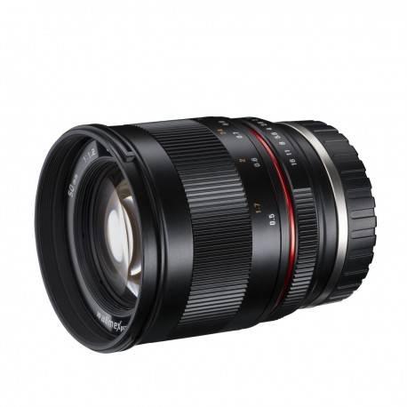 Объективы - walimex pro 50/1,2 APS-C Sony E - быстрый заказ от производителя