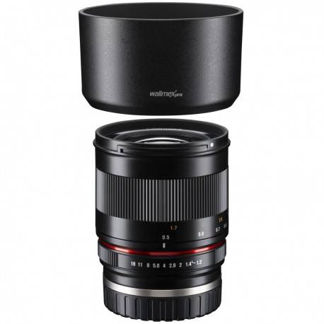 Objektīvi - walimex pro 50/1,2 CSC Sony E 21142 - ātri pasūtīt no ražotāja