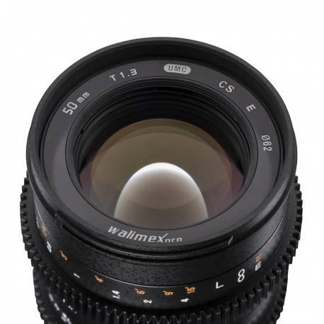 Objektīvi - walimex pro 50/1,3 VCSC MFT 21149 - ātri pasūtīt no ražotāja