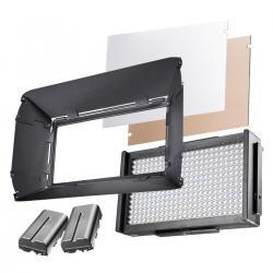 Video LED - walimex pro LED Square 312 D 21159 - ātri pasūtīt no ražotāja