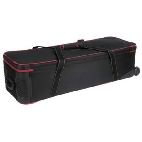Сумки для штативов - Falcon Eyes Heavy Duty Bag on Wheels CC-06 104x36x27 cm - быстрый заказ от производителя