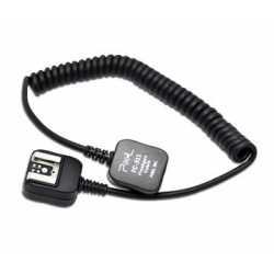 Aksesuāri zibspuldzēm - Pixel FC-311/S 1.8m Flashgun Cable for Canon EOS - perc šodien veikalā un ar piegādi