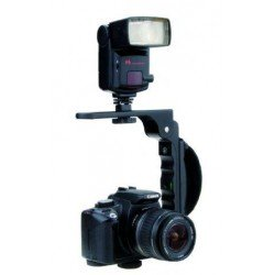 Acessories for flashes - Falcon Eyes Camera Bracket FB-200 - quick order from manufacturer
