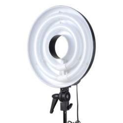 """""""Ring"""" pastāvīgā gaisma - Falcon Eyes gredzenveida gaisma RFL-2 50W - perc šodien veikalā un ar piegādi"""