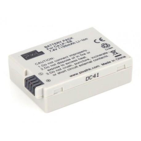 Kameru akumulatori - Baterija LP-E8 7.4V 1120mAh for Canon - perc šodien veikalā un ar piegādi