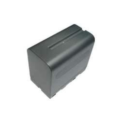Kameras akumulatori un gripi - Falcon Eyes baterija NP-F960F for MV-AD2 2905962 7,4V, 6000 mAh, 44.4Wh 2905962 - perc veikalā un ar piegādi