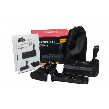 Camera Grips - Pixel Battery Grip E13 for Canon EOS 6D - quick order from manufacturer
