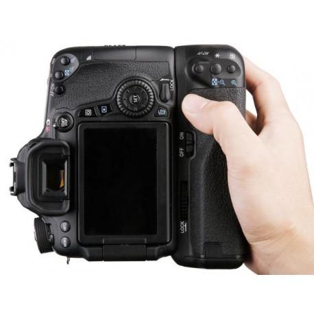 Kameru bateriju gripi - Pixel Battery Grip E14 for Canon 70D/80D - ātri pasūtīt no ražotāja