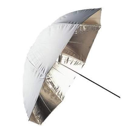 Foto lietussargi - Falcon Eyes Umbrella UR-32G Gold 70 cm - ātri pasūtīt no ražotāja
