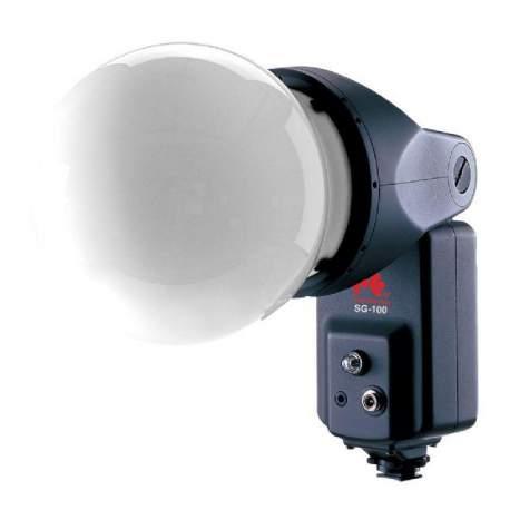 Aksesuāri zibspuldzēm - Falcon Eyes Diffusor SGA-DB150 for SG-100 - ātri pasūtīt no ražotāja