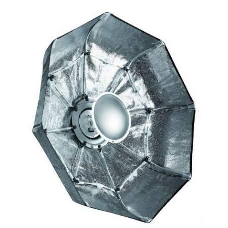 Reflektori - Linkstar saliekamais Beauty Dish QSSR-85X/S 85 cm 564367 - perc šodien veikalā un ar piegādi