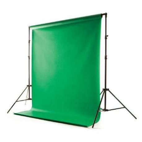Фоны - Falcon Eyes Background Vinyl Chroma Key Green 2,75 x 6,09 m - быстрый заказ от производителя