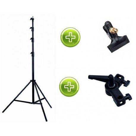 Background holders - Falcon Eyes Light Stand for Background Boards - quick order from manufacturer