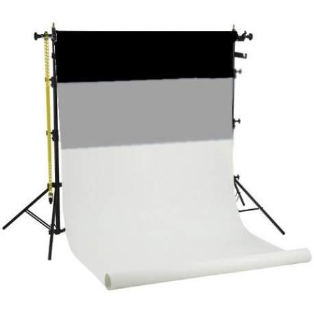 Fonu turētāji - Linkstar Background System BSK-3P + 3 Paper Backgrounds - ātri pasūtīt no ražotāja