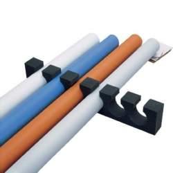 Держатели для фонов - StudioKing Paper Roll Storage Rack - купить сегодня в магазине и с доставкой