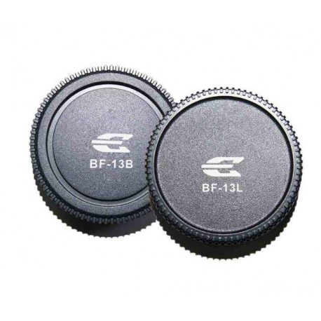 Lens Caps - Pixel Lens Rear Cap BF-13L + Body Cap BF-13B for Olympus Reflex - buy today in store and with delivery