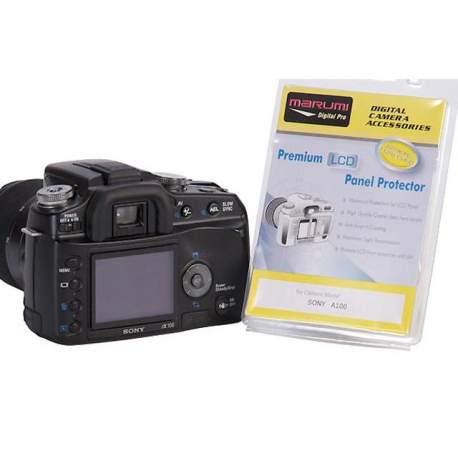 Чехлы для камер - Marumi LCD Protector for Sony A100 - быстрый заказ от производителя