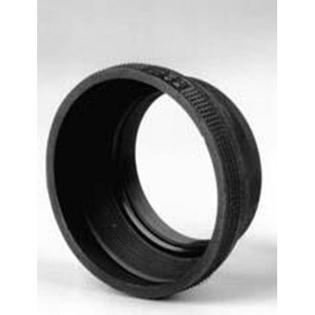 Lens Hoods - Matin Rubber Solar Hood with Metal Ring 62 mm M-6220 - quick order from manufacturer