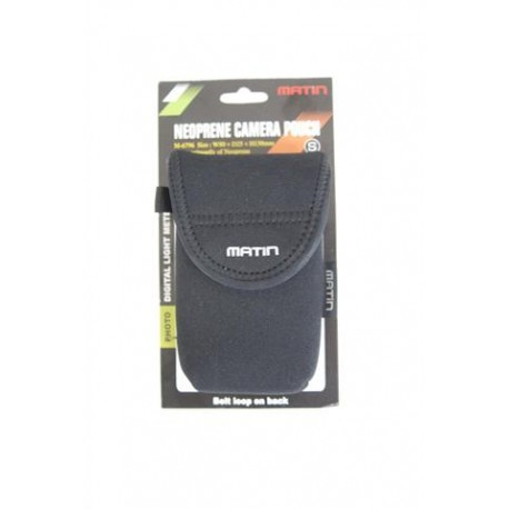 Photo Pouches - Matin Camera Bag Neoprene S M-6796 - quick order from manufacturer