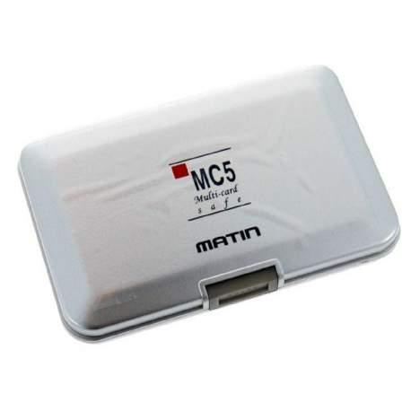 Atmiņas kartes - Matin Multi Card Case M-7111 - ātri pasūtīt no ražotāja