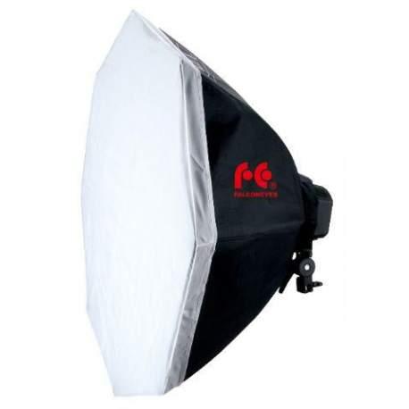 Fluorescējošās - Falcon Eyes LHD-B928FS 9x28W Octabox 80cm diens gaisma - perc šodien veikalā un ar piegādi