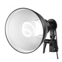 Fluorescējošās - Falcon Eyes Lamp holder LHER-2040 + ML-40 Lamp - ātri pasūtīt no ražotāja