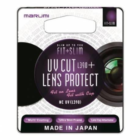 UV aizsargfiltri - Marumi Slim Fit UV Filter 52mm - ātri pasūtīt no ražotāja