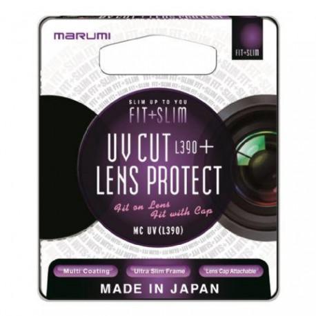 UV aizsargfiltri - Marumi Slim Fit UV Filter 58mm - ātri pasūtīt no ražotāja