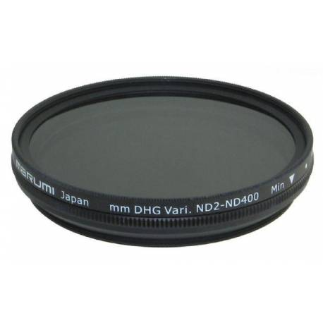 ND neitrāla blīvuma filtri - Marumi ND filtrs DHG ND2-ND400 62mm 154762 - ātri pasūtīt no ražotāja