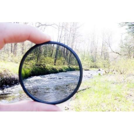 ND neitrāla blīvuma filtri - Marumi Grey Variable Filter DHG ND2-ND400 77mm - perc šodien veikalā un ar piegādi