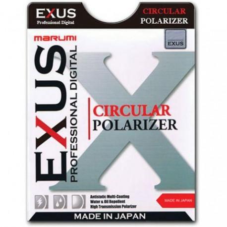 Objektīvu filtri CPL - Marumi Circ. Pola Filter EXUS 82mm - ātri pasūtīt no ražotāja