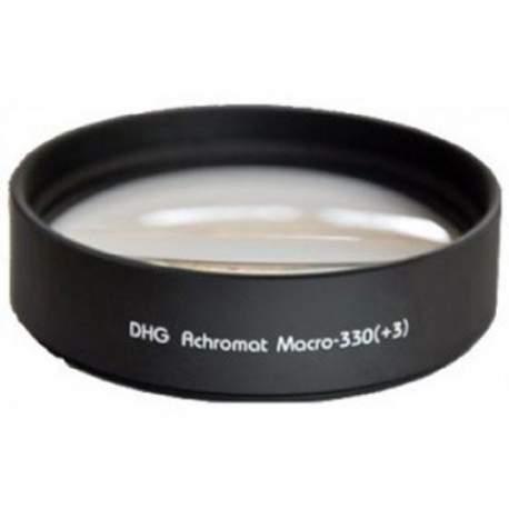 Makro aksesuāri - Marumi Macro Achro 330 + 3 Filter DHG 49 mm - ātri pasūtīt no ražotāja