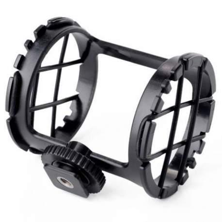 Mikrofonu aksesuāri - Boya Anti Shock Microphone Mount BY-C03 - ātri pasūtīt no ražotāja