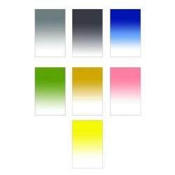 Световые кубы - Falcon Eyes Paper Background 80x100 cm with Gradual Color 7 pc. - быстрый заказ от производителя