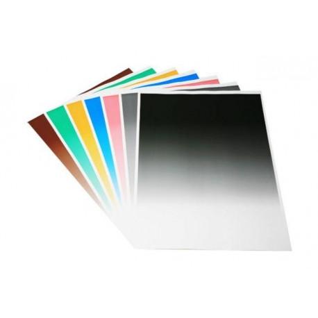 Gaismas kastes - Falcon Eyes Paper Background 80x100 cm with Gradual Color 7 pc. - ātri pasūtīt no ražotāja