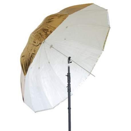Foto lietussargi - Falcon Eyes Jumbo Umbrella 5 in 1 URK-T86TGS 216 cm - ātri pasūtīt no ražotāja
