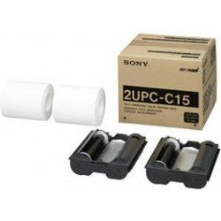 Photo paper for pinting - Sony-DNP Paper 2UPC-C15 2 Rolls а 172 Pc. 13x18 for UP-CR10L - quick order from manufacturer